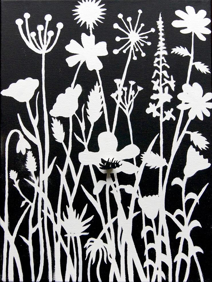 Erinnerung an eine Blumenwiese